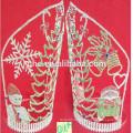 Couronne du Père Noël 2014, grande couronne du concours, haute tiaras animales à vendre