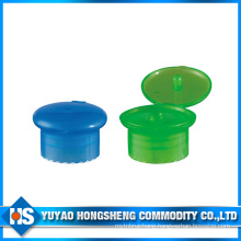 Hy-M04 Round Top Screw Cap Shampoo Packing Butterfly Cap for Bottle