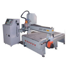 ATC Woodworking Machine with Disk Tool Change, Italian Spindle, LNC Control System, Vacuum Table