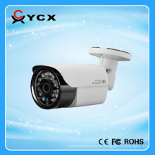 Nuevo híbrido de la venta caliente AHD / TVI / CVI / CVBS 4 en 1 lente de la cámara de la seguridad 2MP 1080P HD mini bala fija