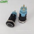 CMP mini illuminated 12mm plastic small push button switch