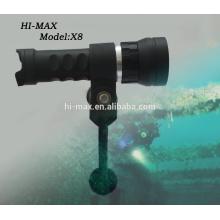 Equipo de buceo Submarino de video de buceo Foto de luz