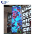 Pantalla de panel flexible de interior P4 pantalla led precio