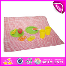 Kreatives hölzernes Kind-Spielzeug für Kinder, DIY hölzernes Spielzeug-Kind-Spielzeug-Rolle spielen Spielzeug für Kinder, lustiges hölzernes vortäuschen Spielzeug für Baby W10b086