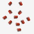 Metallized Polyester Film Capacitor Mkt-Cl21 15UF 5% 100V for Lighting