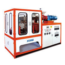 Tonva Four Station Plastic Machinery Blow Molding Machine