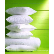 2015 Luxury 100% cotton white hotel duck feather pillow