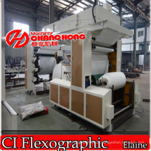 Breathable Film Ci Printing Machine