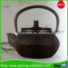 Fashion 0.8L Chinese Cast Iron Teapots With Tea Strainer