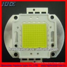 bridgelux 45 mil 100w conduzido, diodo emissor de luz 100W com lúmen alto, CE e RoHs aprovados