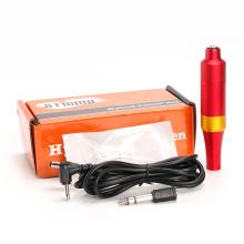 Solong EM203 Tattoo Maschinen Stift machen CNC Aluminiumlegierung RCA Connector Rotary Tattoo Pen Maschine mit Nadeln