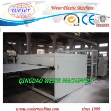 Machines d'emballage de feuille creuse de la Chine PP