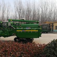 Grain  paddy new rice combine harvester