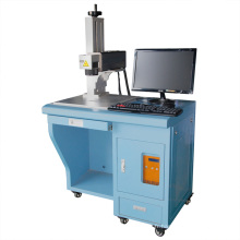 Haute dureté Alloys Series End Pumped machine à sculpter au laser