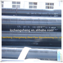 din standard ST45-4 Galvanized surface black steel pipe carbon seamless steel pipe