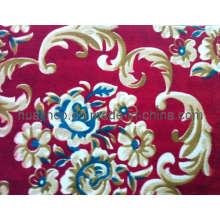 Beliebte orientalische Schönheit Velour Printing Teppich