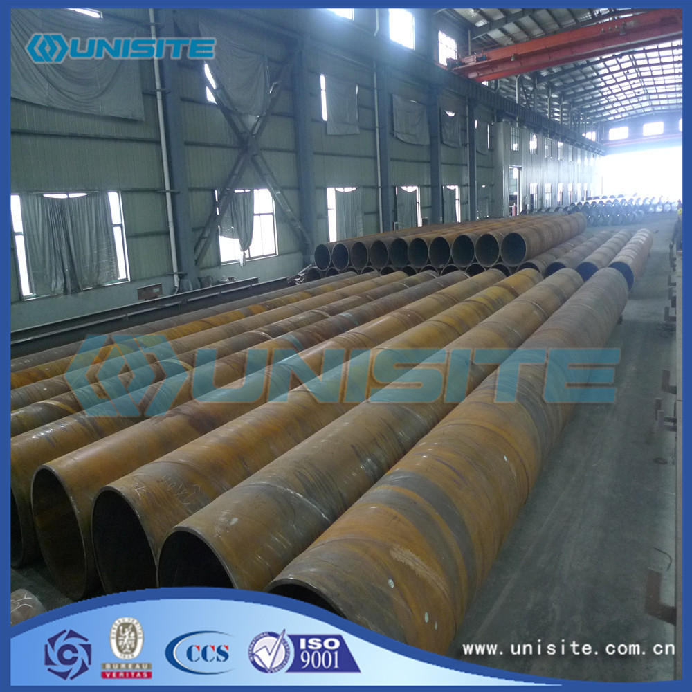 Custom Piling Pipe Steel