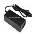 AC / DC Desktop Output Switching Power Connector Adapter