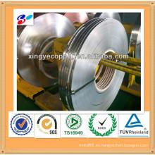 Tiras de plata níquel cobre níquel