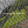 Steinschlagschutzbarrieren Steinschlagzaunnetze galvanisierte Steinschlagbarrieren