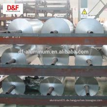 8011 1235 Lebensmittel Aluminiumfolie 6 Mikrometer