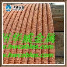 Soft copper wire
