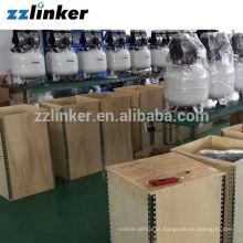 LK-B21 zzlinker antitrust silencioso óleo livre compressor de ar 545W