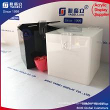 Professional Acrylic Factory Plexiglass Outdoor Donation Box