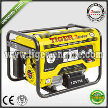 Запуск ключа Tiger 2,5 кВт 6,5 л.с. бензинового генератора