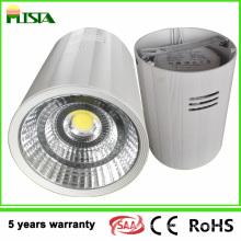 Downlight montado en superficie LED con certificación CE