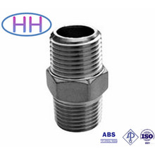 carbon steel dn 25 male threaded nipple