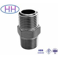 carbon steel dn 25 male threaded nipple