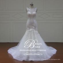 XF16065 высокое качество русалка свадебное платье свадебные платья для женщин