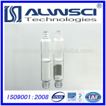 8mm Screw Top Clear Glass Vials, 1.5/2.0 ml for HPLC/GC