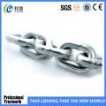 Corrente de ligação curta de ferro galvanizado de alta qualidade