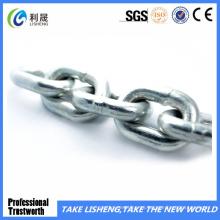 Cadena de acoplamiento corto de hierro galvanizado de alta calidad