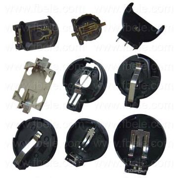 Suporte da bateria / bateria encaixar / célula de botão / suporte da bateria