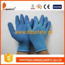 Blue Latex Coated Glove (DNL226)