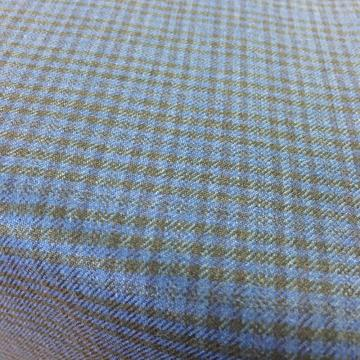 Silk/Wool Blended Worsted Fabric