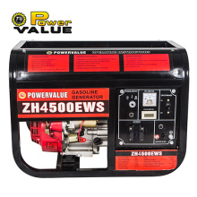 3kw 3kva Portable Electric Petrol Generator Price