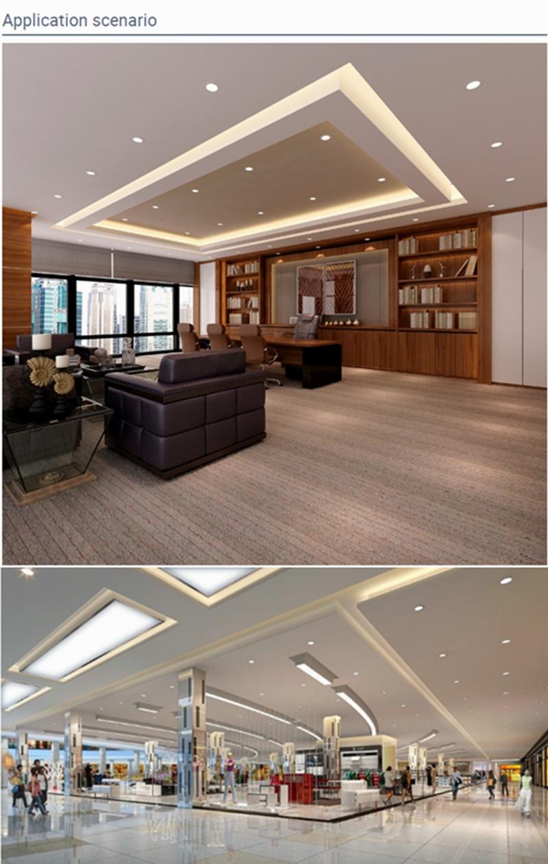 panel light application