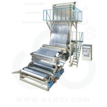 Máquina de sopro de filme de alta velocidade conjunto (CE)