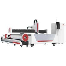 3015 4515 Auto Rotary Pipe Tube  Laser Cut Machine High Precision Metal Robot Fiber Laser Cutting Machine