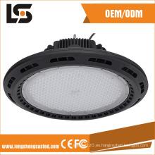 Vivienda anodizada de aluminio de la luz de la bahía del alto UFO LED industrial