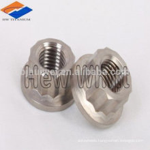 titanium self-lock nuts