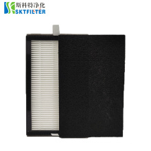 Activated Carbon Filter H13 HEPA Filter for Germguardian Flt4100 AC4100 AC4150 Air Purifier