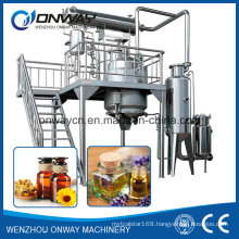 Tq High Efficient Energy Saving Industrial Steam Distillation Distillation Machine Essential Oil Extracting Machine