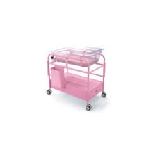 Hôpital de bébé nouveau-né nouveau-né chariot médical lit (KS-A26)