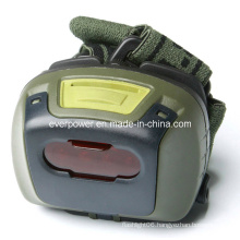 Plastic 4LED Headlamp, 3xaaa (HL-1002)