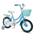 Pink 14 and 18 inch kid bicycle
